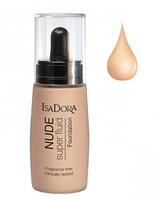 IsaDora Тональна основа Nude Sensation Fluid Foundation 09 - Nude Blonde