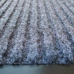 Брудозахисний килимок жорсткий петлевий утримує пісок