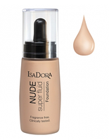 IsaDora Тональна основа Nude Sensation Fluid Foundation 10 - Nude Porcelain