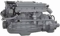 Восстановленный cудовой дизельный двигатель SOLE DIESEL SFN-210