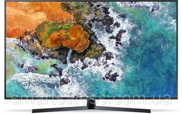 Телевизор Samsung UE55NU7409 / UE55NU7402 Разрешение UHD 3840x2160, OS Tizen, Dolby Digital Plus