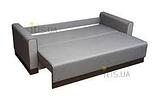 Диваны еврокнижки ОКСФОРД Спальный диван для повседневного сна Софа Бежевый, фото 2