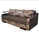 Диваны еврокнижки ОКСФОРД Спальный диван для повседневного сна Софа Бежевый, фото 4