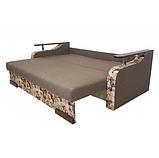 Диваны еврокнижки ОКСФОРД Спальный диван для повседневного сна Софа Бежевый, фото 5