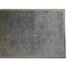 Брудозахисний килимок волого і грязе вловлюють розрізний ворс Premium з підвищеною влаговпітиваемостью графіт