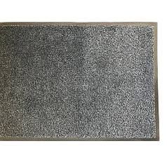 Решіток килимок волого і грязе вловлюючі розрізний ворс Premium 60х40х0,11см графіт 115х240