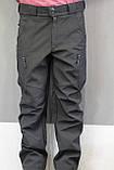 Брюки (штаны) софтшел Softshell Urban размер XXL, фото 8