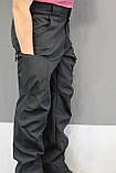 Брюки (штаны) софтшел Softshell Urban размер XXL, фото 9