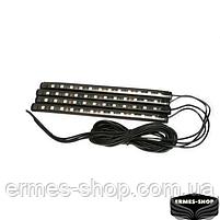 Универсальная автомобильная RGB LED подсветка, фото 4