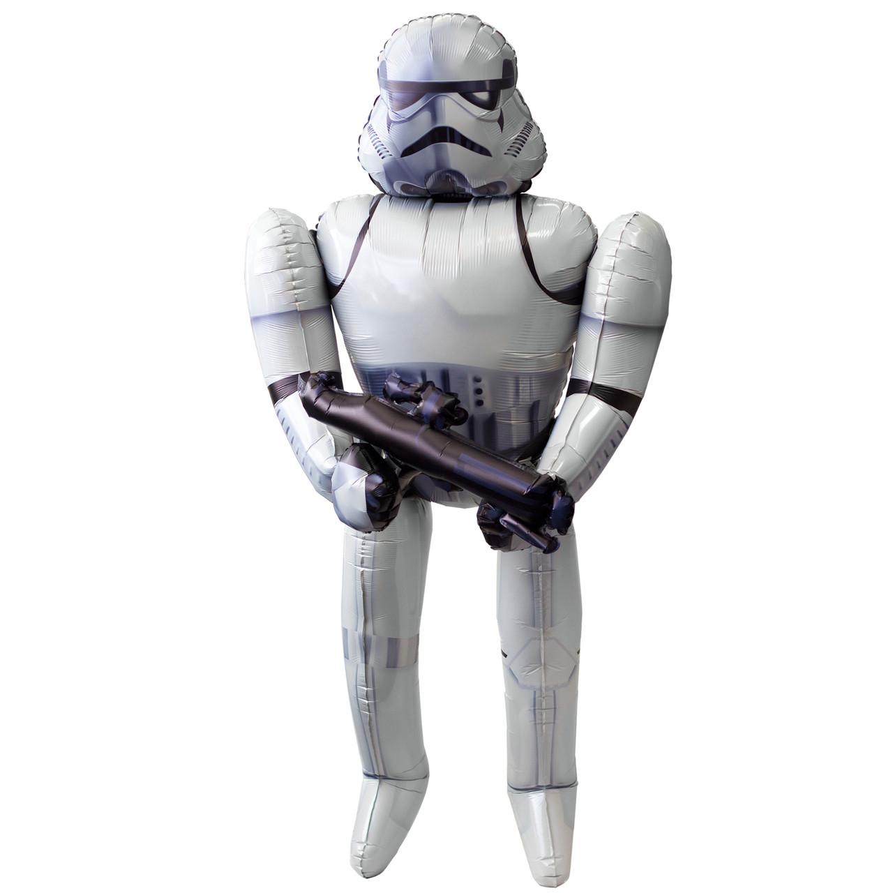 Ходячая фигура Штурмовик / Звездные войны (Анаграм)