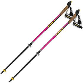 Палки для скандинавской ходьбы Vipole Instructor Vario QL Violet DLX (S2029)