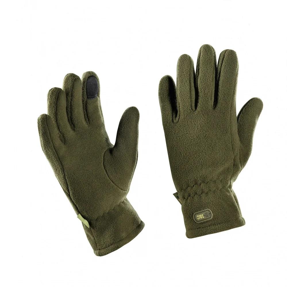 M-Tac перчатки Winter Tactical Windblock 380 Olive