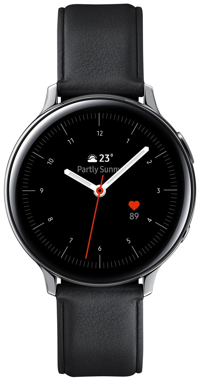 Смарт часы Samsung Galaxy Watch Active 2 44mm St.Steel (SM-R820NSSASEK) Silver (6502315)