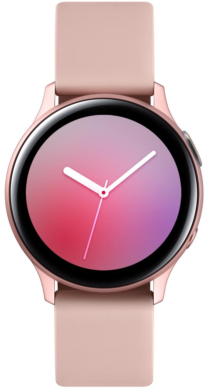 Смарт часы Samsung Galaxy Watch Active 2 40mm Aluminium (SM-R830NZDASEK) Gold  (6502322)