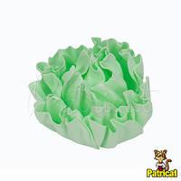 Цветы Пионы Мятные из фоамирана (латекса) 9 см 1 шт