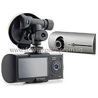 Автомобильный видеорегистратор  DVR  Х3000 GPS(хороший видеорегистратор автомобильный)