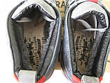 Зима! Супер качество в стиле  Levis! синие теплые мужские ботинки кожа Левис, фото 6