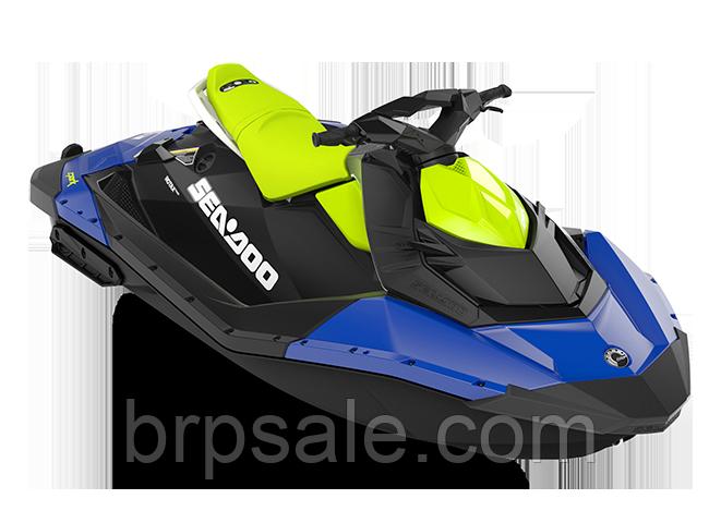 SPARK 2up IBR STD 90 Dazzling Blue & Manta Green 2021