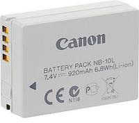 Аккумулятор Canon NB-10L фотокамер, 5668B001