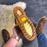Зимние ботинки Caterpillar, зимние ботинки катерпиллер, зимові черевики Caterpillar, черевики катерпіллер, Cat, фото 6