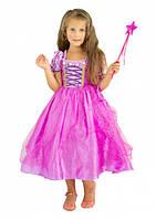 Праздничное платье Рапунцель для девочки, фото 1