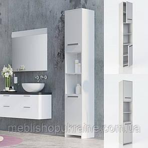 Пенал для ванной комнаты и дома