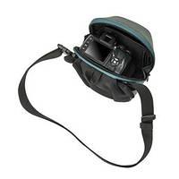 Сумка для зерк.  фотокамеры Crumpler Quick Escape 500 (dk. mouse grey), QE500-002