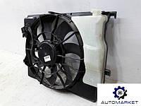 Диффузор (вентилятор) Hyundai Accent HCR / Solaris 2017-
