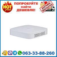 DHI-NVR4104-4KS2/L 4-канальный Smart 4K сетевой видеорегистратор