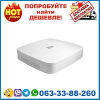 DHI-NVR2104-4KS2 4-канальный Smart 4K сетевой видеорегистратор
