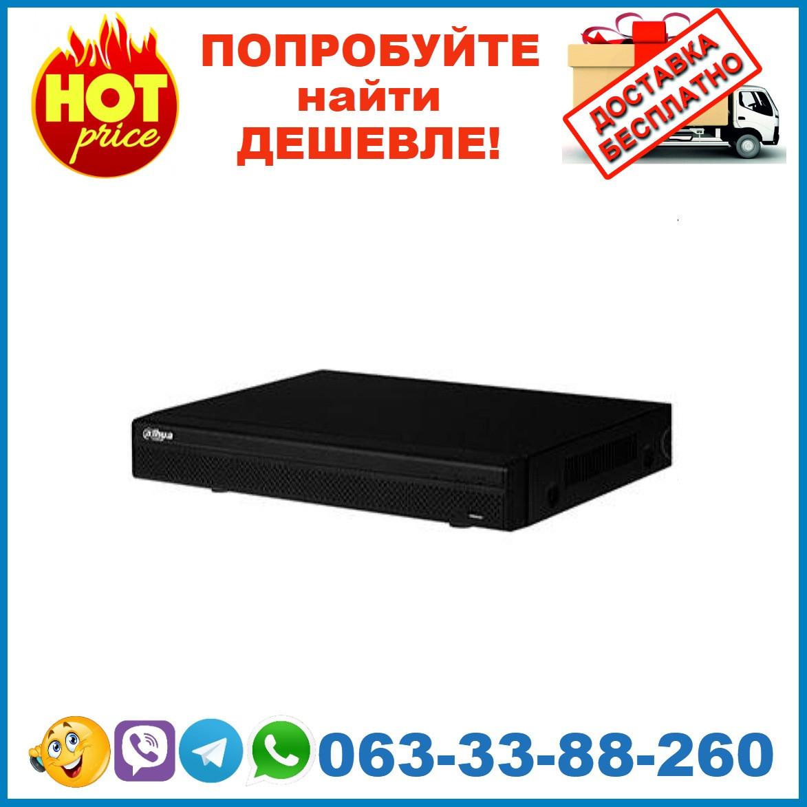 DH-XVR4104HS-S2  4-канальный 720p XVR