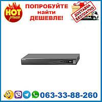 DS-7604NI-K1(B) 4-канальный сетевой видеорегистратор