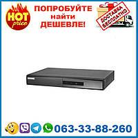 DS-7604NI-K1-HDD1 4-канальный сетевой видеорегистратор с HDD