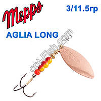 Блешня Mepps Aglia long miedzianna-cooper 3/11,5 g