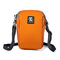 Сумка для фото Crumpler Base Layer Camera Pouch S burned orange / anthracite, BLCP-S-003