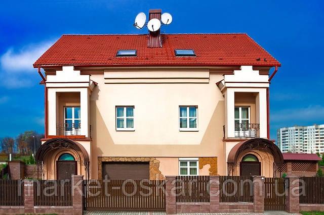 Відкатні ворота Алютех (Alutech) серії ADS 400