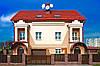 Откатные ворота Алютех (Alutech) серии ADS 400