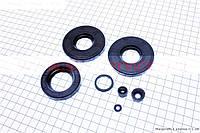 Ремкомплект резиновых деталей к-кт 7шт 6V на мотоцикл ЯВА