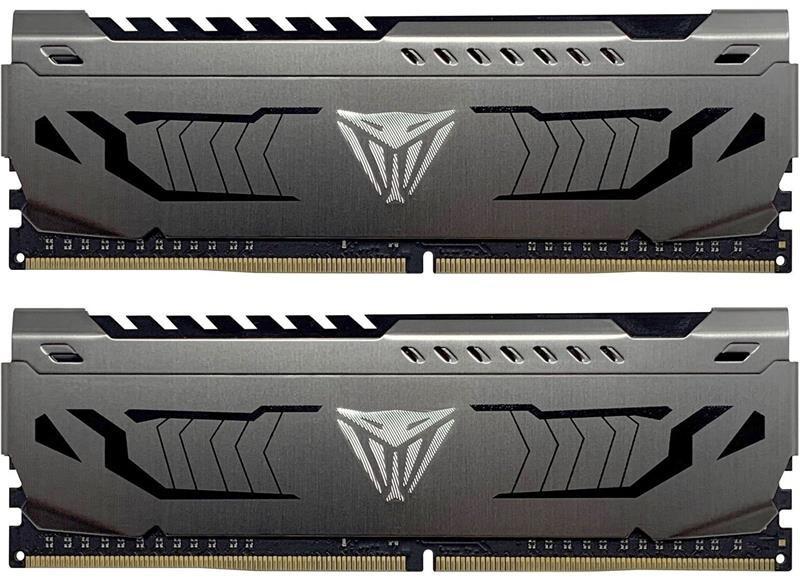 Модуль памяти DDR4 2x8GB/3600 Patriot Viper Steel (PVS416G360C7K)