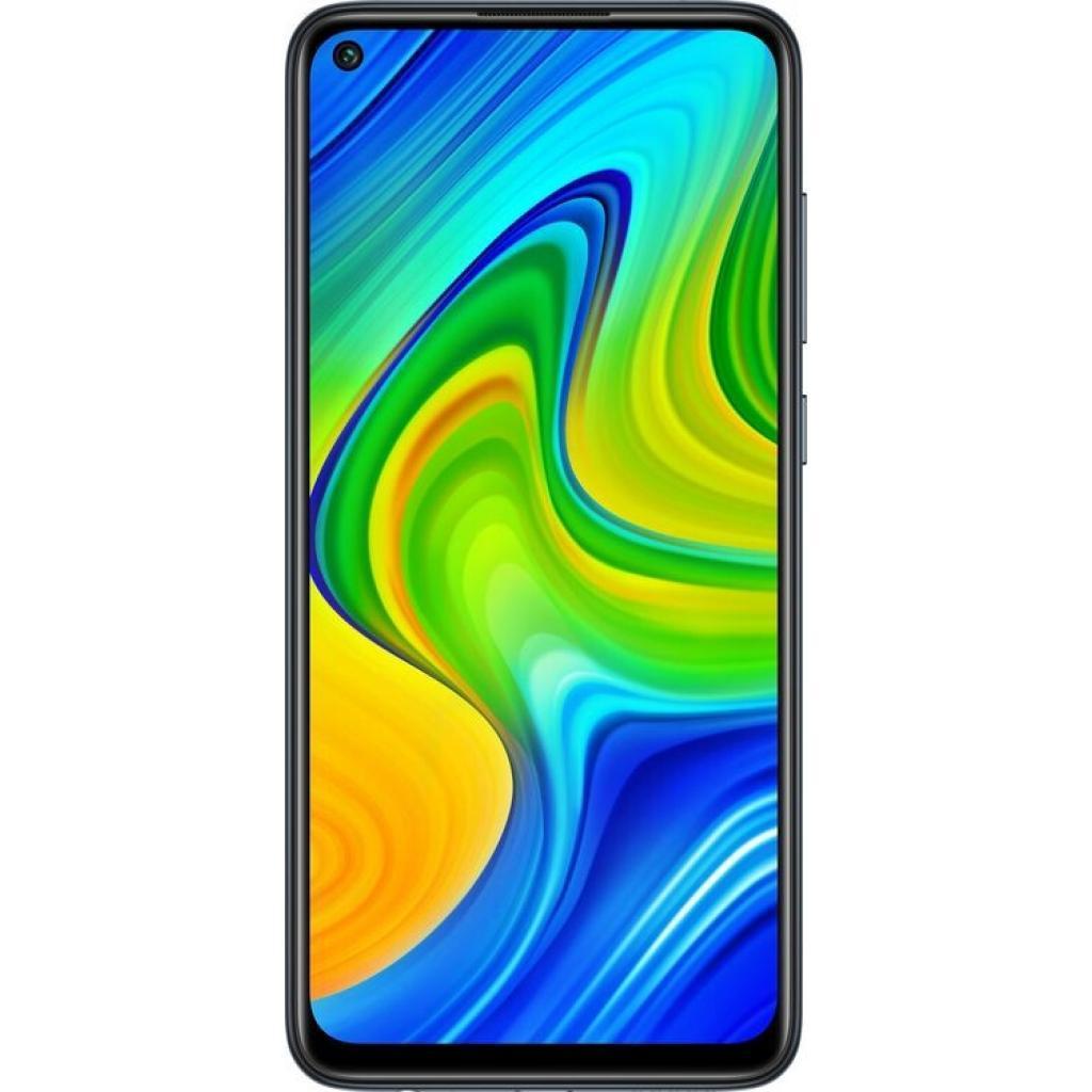 Мобильный телефон Xiaomi Redmi Note 9 4/128GB Onyx Black
