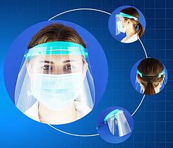 Защитный экран VITA, щиток для лица.
