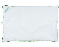 """Плоская подушка для новорожденных с наполнителем из бамбука """"0"""" Руно"""