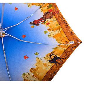 Зонт женский облегченный компактный механический  ZEST (ЗЕСТ) Z55516-12, фото 2