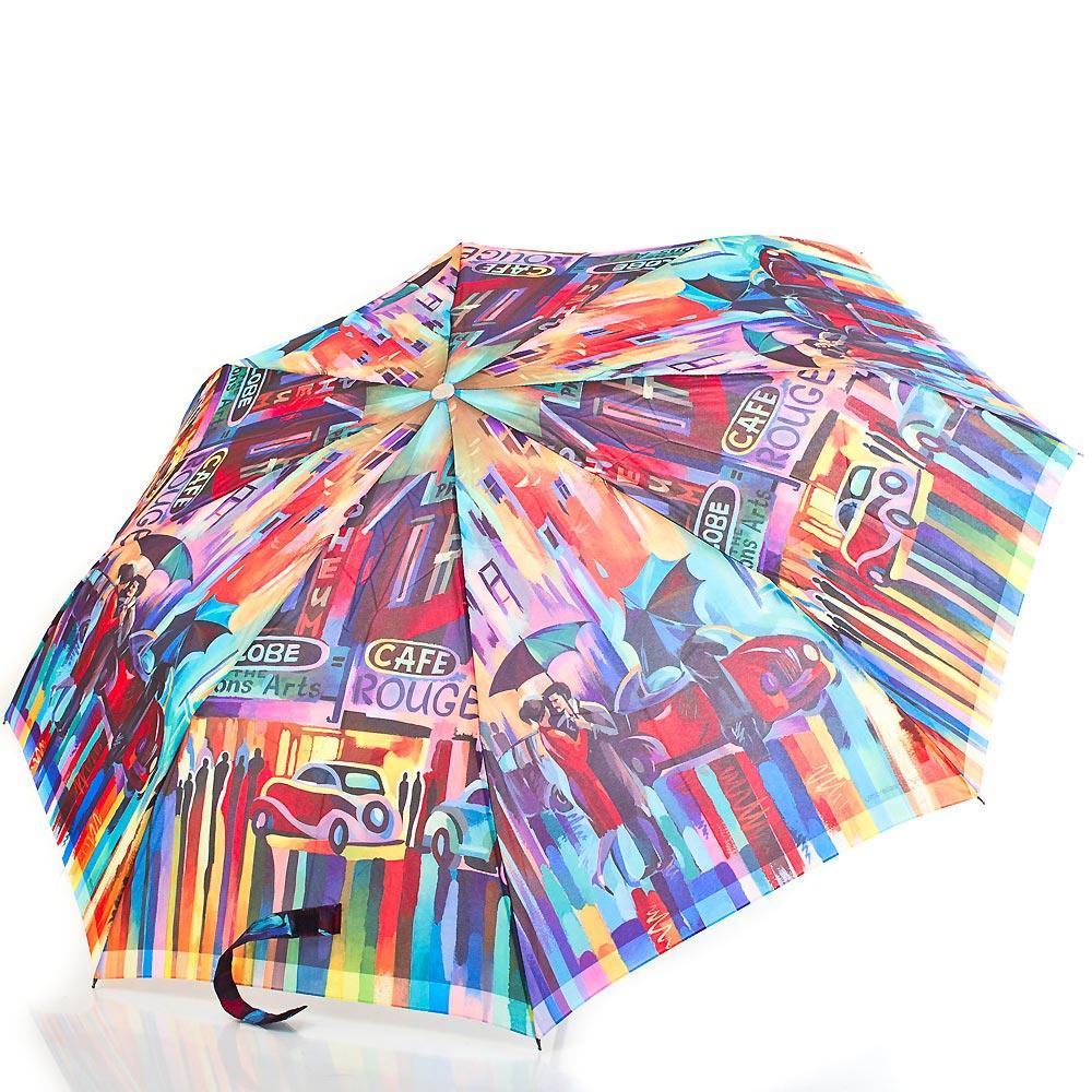 Зонт женский полуавтомат ZEST (ЗЕСТ) Z53626A-9