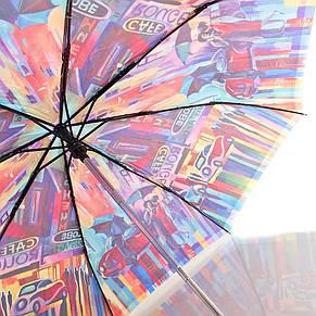 Зонт женский полуавтомат ZEST (ЗЕСТ) Z53626A-9, фото 2