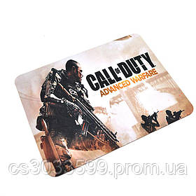 Килимок 290 * 250 тканинної Call of Duty, товщина 1,5 мм, колір Mix, Пакет