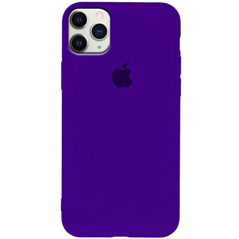 """Чехол Silicone Case Slim Full Protective для Apple iPhone 11 Pro (5.8"""")"""