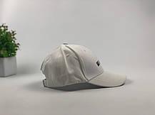 Кепка Бейсболка Мужская Женская City-A с надписью Bad Hair Day Белая, фото 3