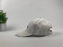 Кепка Бейсболка Мужская Женская City-A с надписью Bad Hair Day Белая, фото 2
