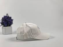 Кепка Бейсболка Мужская Женская City-A Diamond с Бриллиантом Белая, фото 2